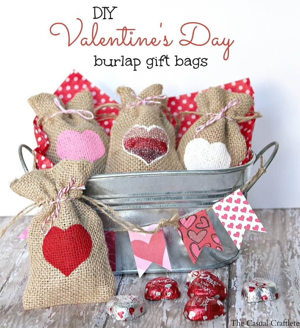 Valentines Gift For Him Ideas  45 Homemade Valentines Day Gift Ideas For Him
