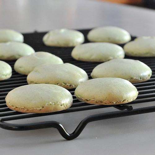Vegan French Macaroons  vegan macarons spabettie