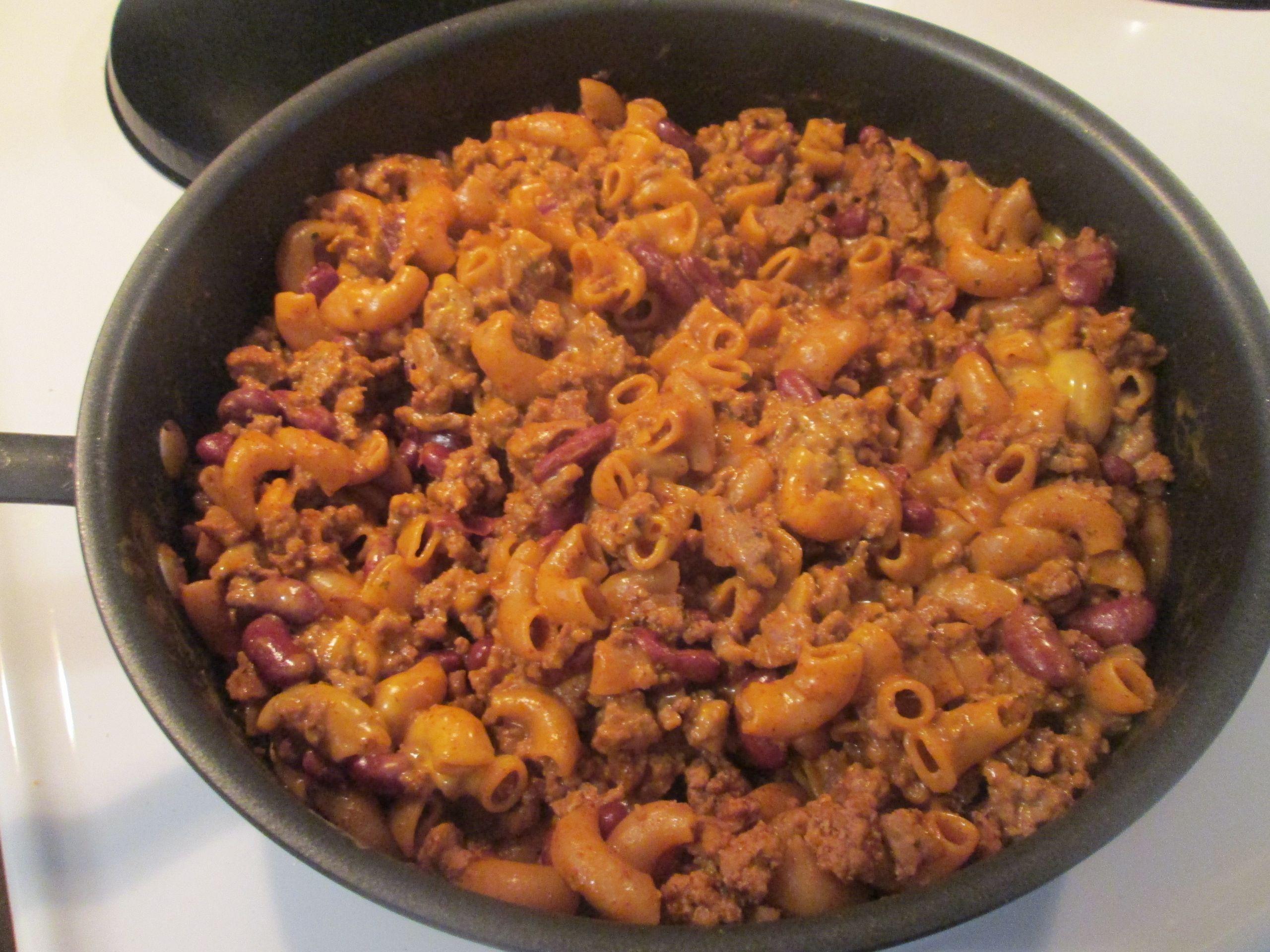 Velveeta Mac And Cheese Recipes With Ground Beef  macaroni and cheese with ground beef calories