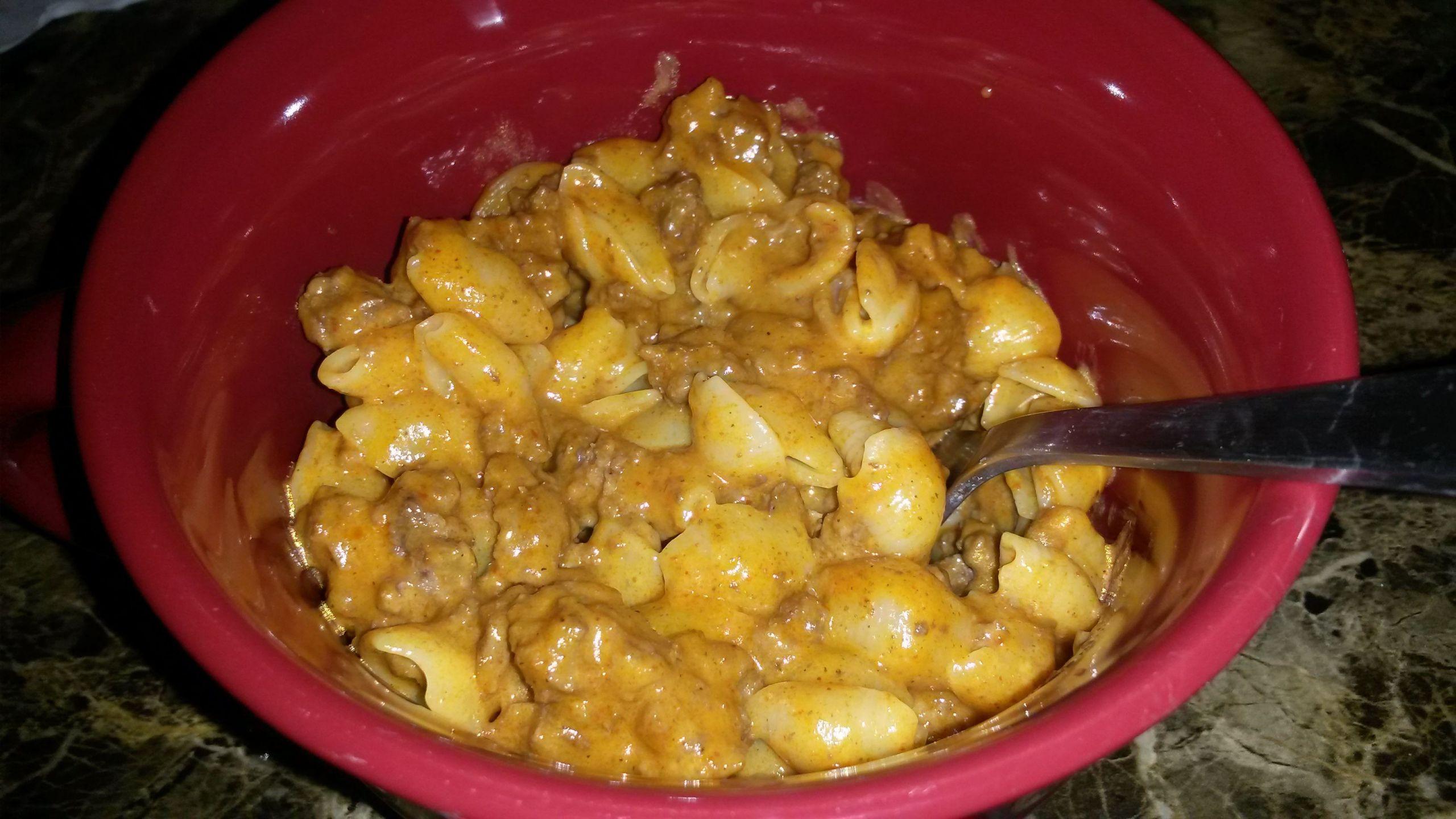 Velveeta Mac And Cheese Recipes With Ground Beef  Taco Mac and Cheese You Need 1lb of ground beef 1 box of