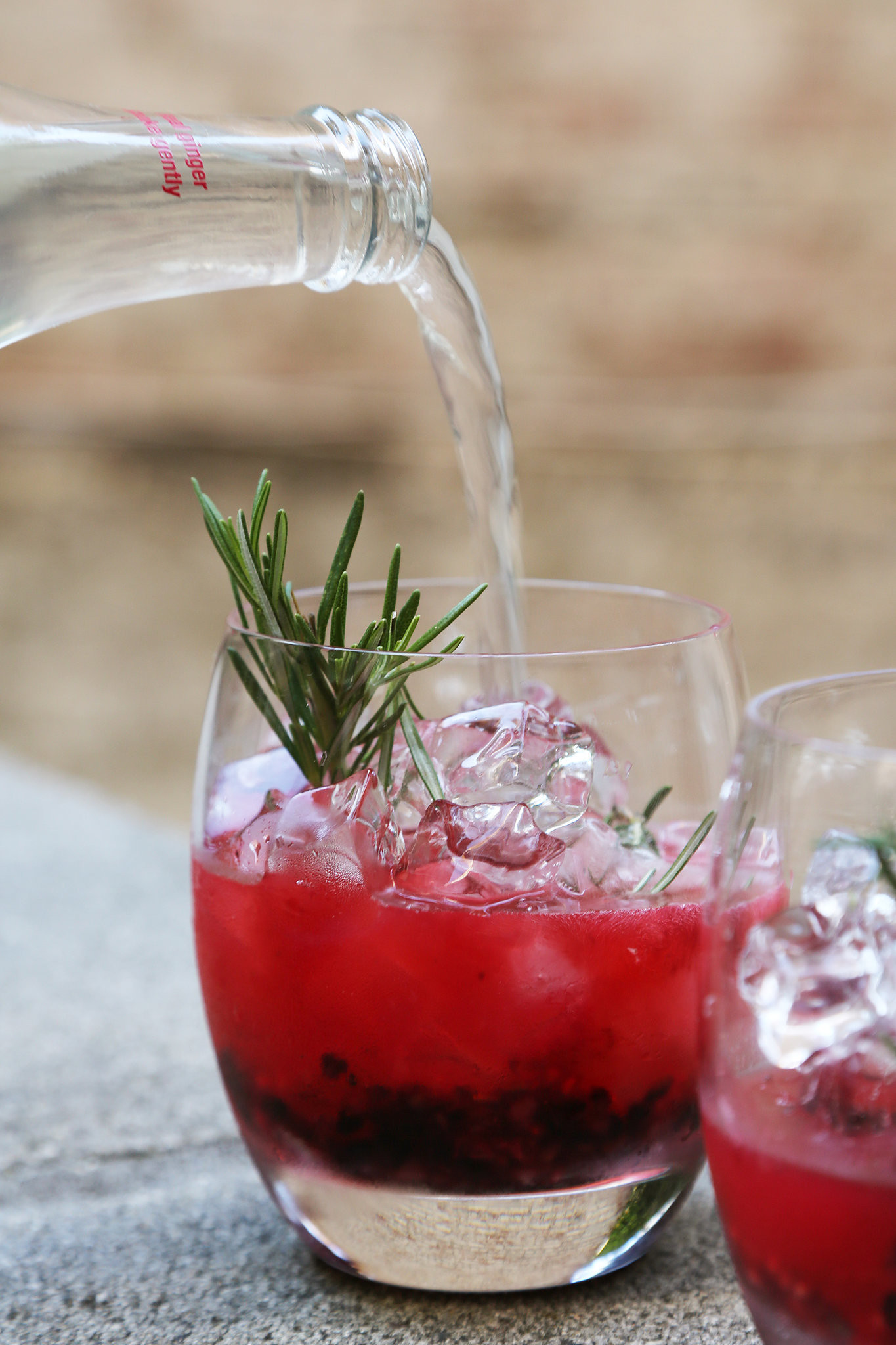 Vodka Mixed Drinks  Vodka Cocktail Recipe With Fresh Berries