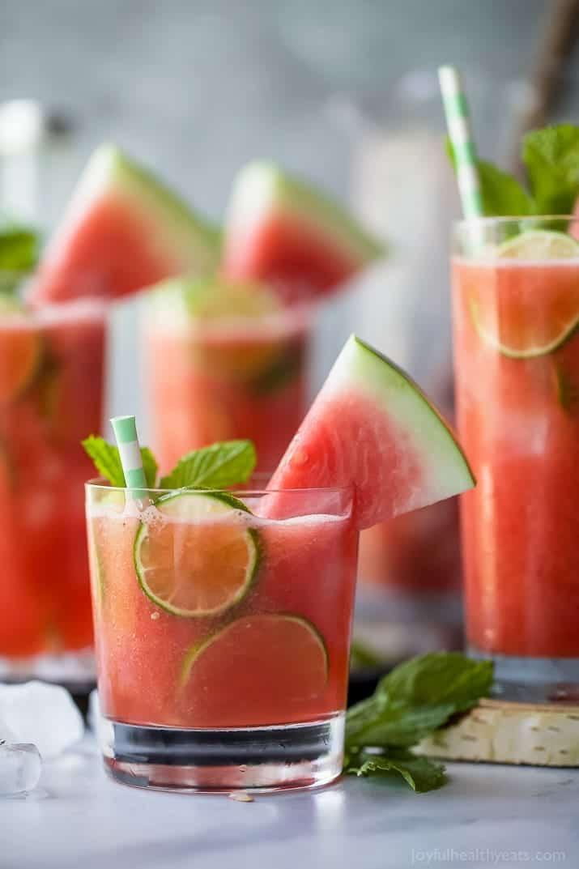 Vodka Mixed Drinks  Vodka Watermelon Cocktail Recipe