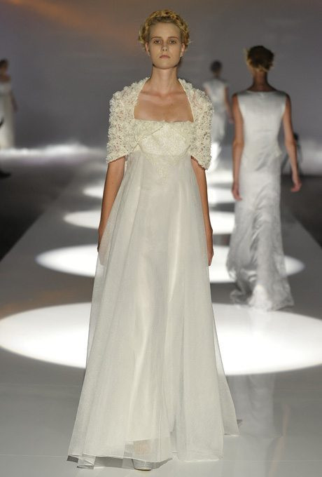 Vow Wedding Dress  Free Flowing Fall Bridal Gowns For Your Vow Renewal Part 2