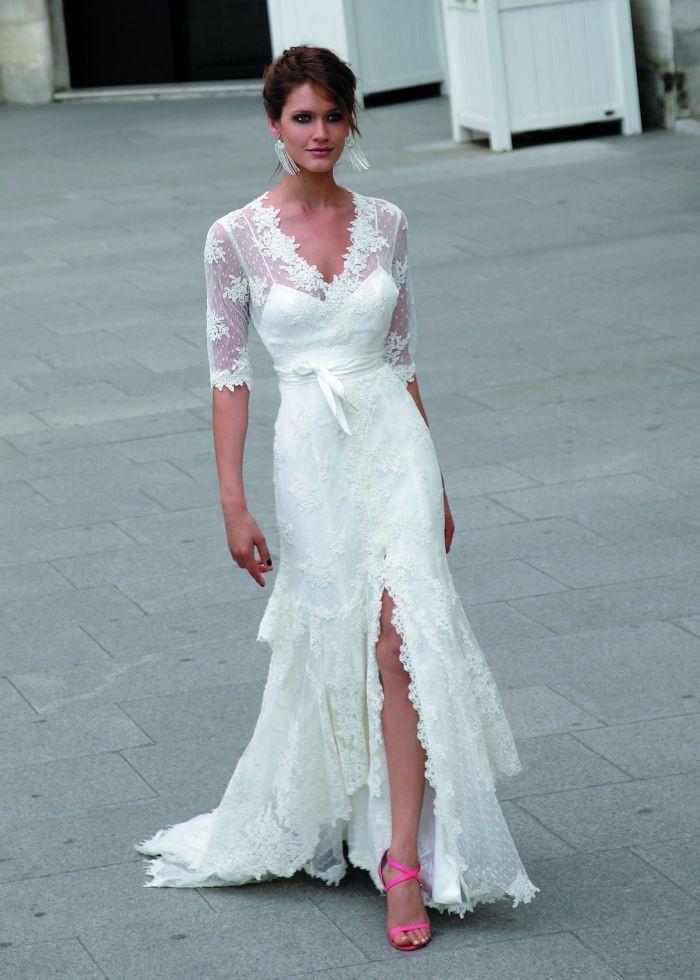 Vow Wedding Dress  Courthouse Wedding Dresses