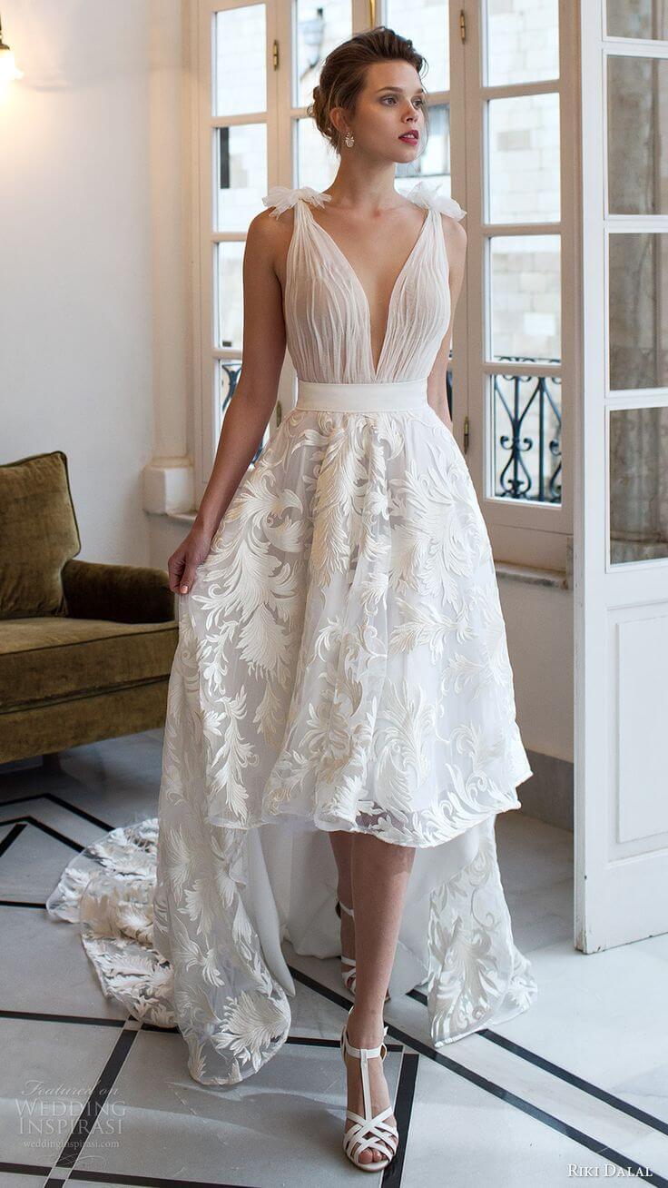 Vow Wedding Dress  45 Amazing Short Wedding Dress For Vow Renewal