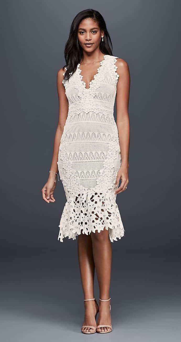 Vow Wedding Dress  Vow Renewal Dresses