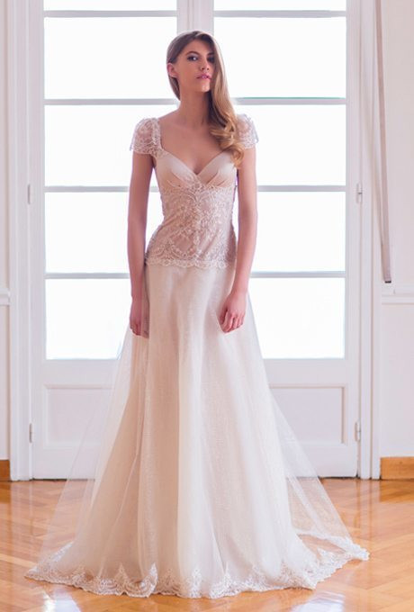Vow Wedding Dress  Easy Breezy Romantic Wedding Gowns for Your Vow Renewal