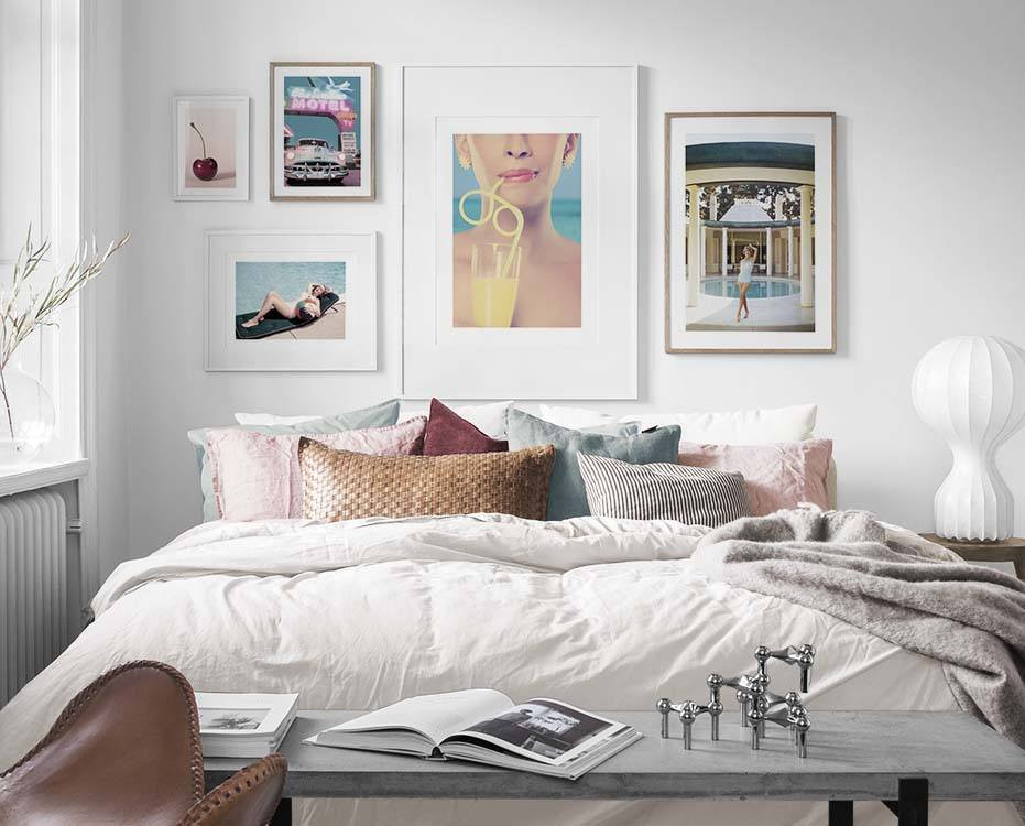 Wall Prints For Bedroom  Bedroom inspiration