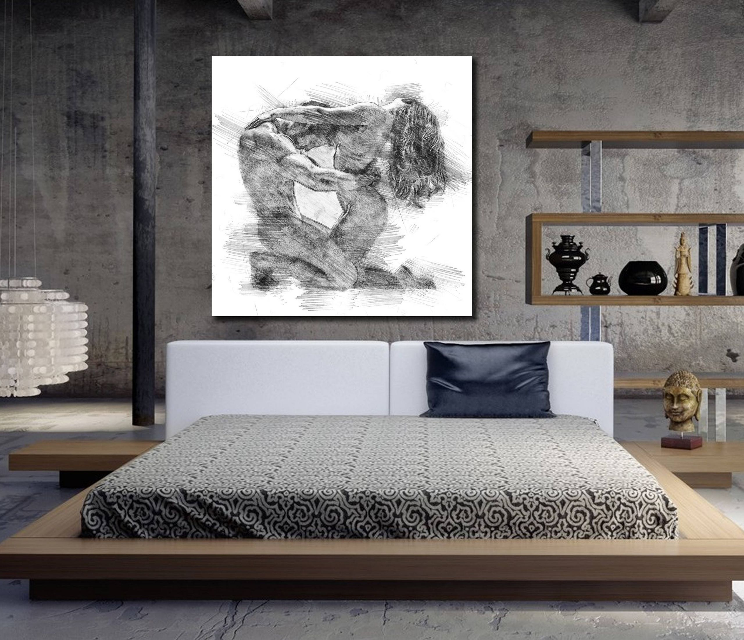 Wall Prints For Bedroom  15 The Best Masters Canvas Wall Art