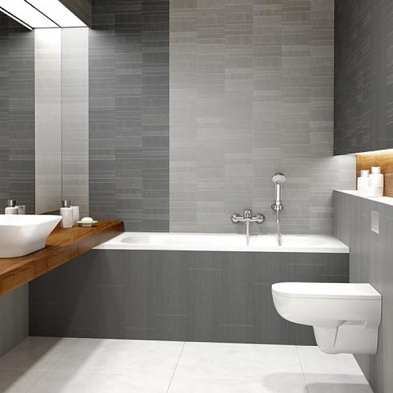Wallboard For Bathroom  Modern Decor Silver Mosaic Bathroom Wall Panels The