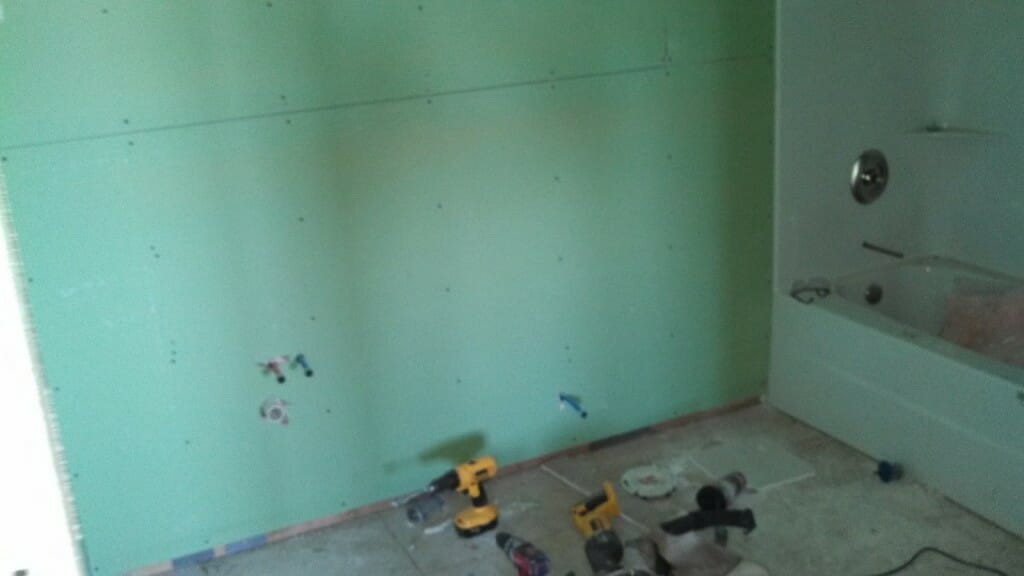 Wallboard For Bathroom  The top 10 Ideas About Drywall for Bathroom Best