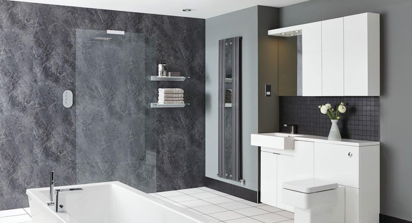 Wallboard For Bathroom  Bathroom Wall Panels JTC Furniture Dundee