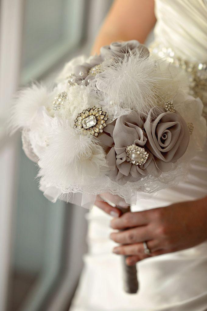 Wedding Bouquets DIY  20 Unique DIY Wedding Bouquet Ideas – Part 1