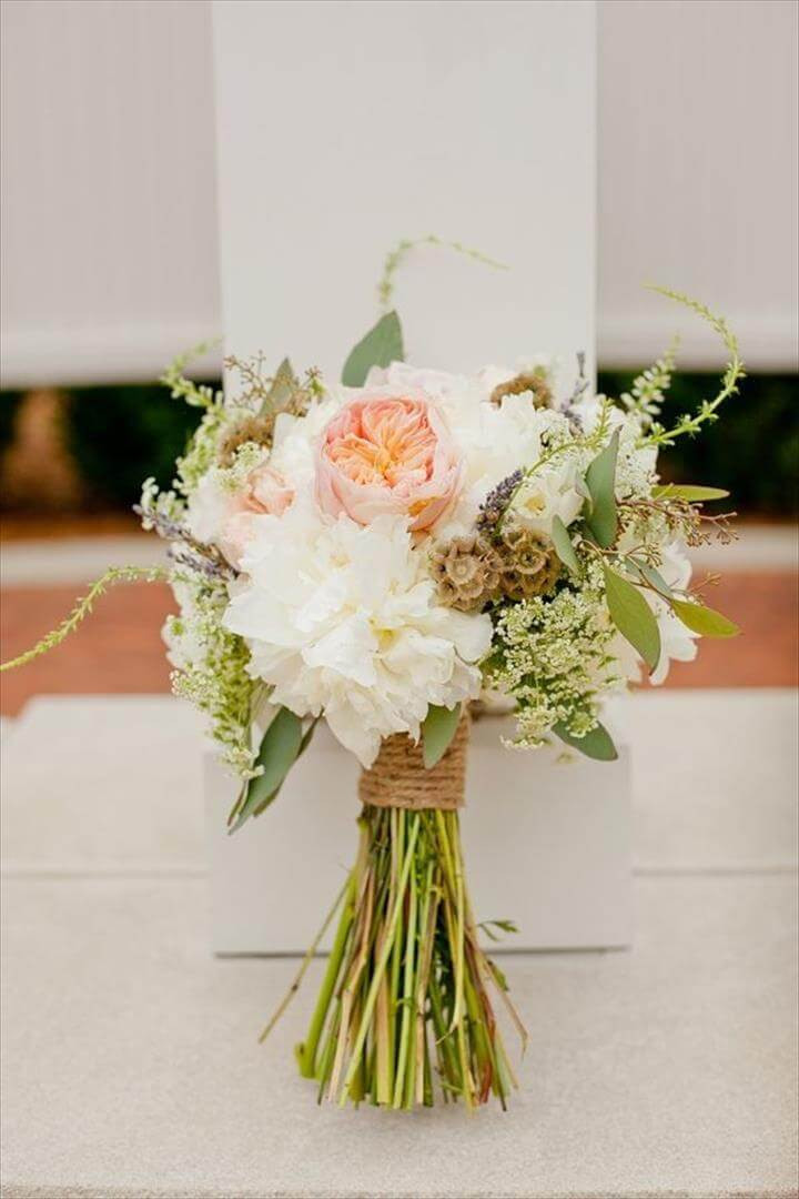 Wedding Bouquets DIY  27 Do It Yourself Bouquets Ideas