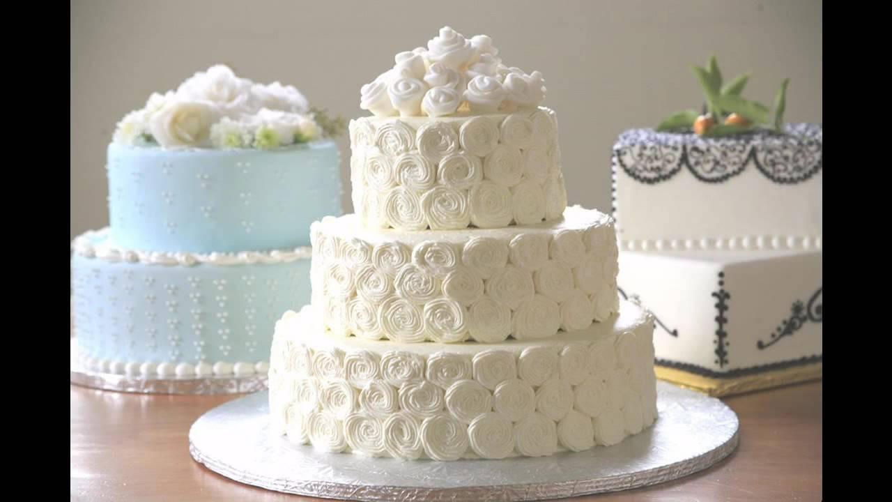 Wedding Cakes Simple  Simple Wedding cake decorating ideas