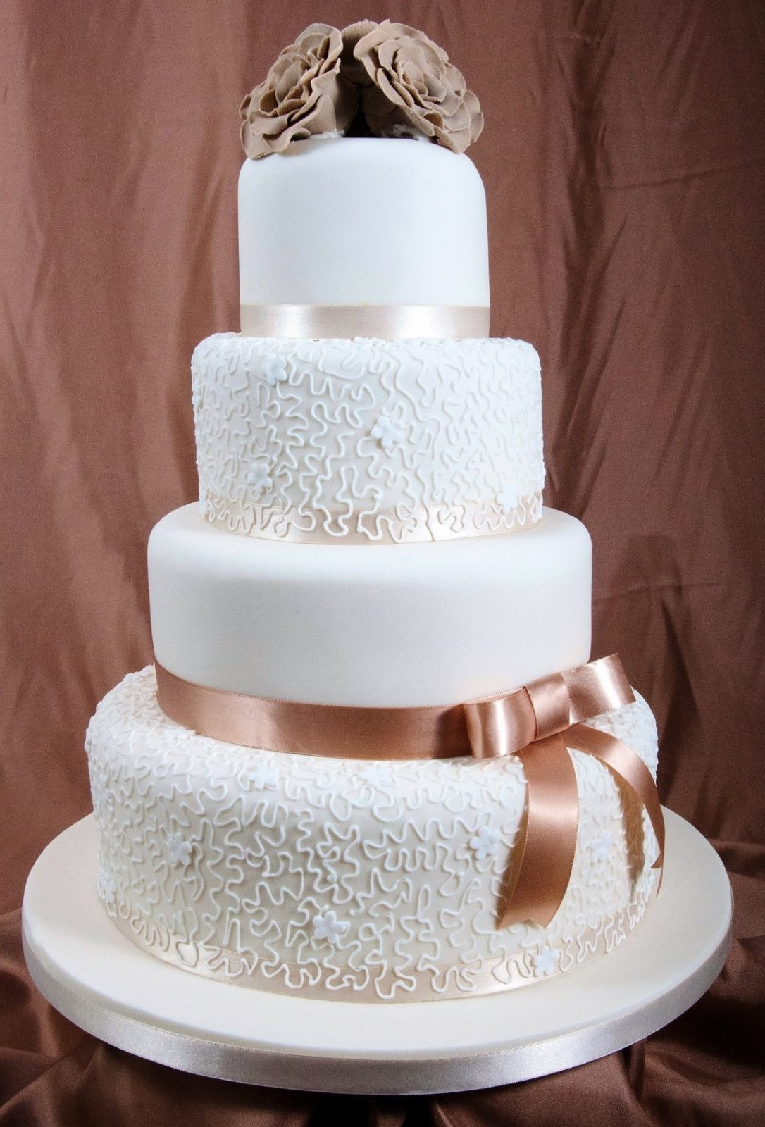 Wedding Cakes Simple  Versatile ideas for your Wedding