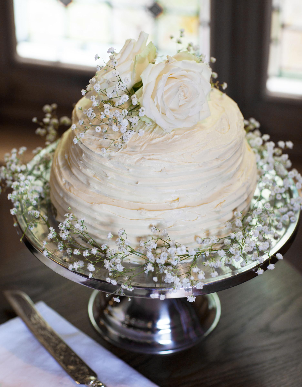 Wedding Cakes Simple  DIY Wedding How to make your own wedding cake