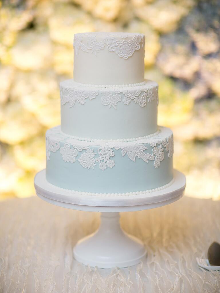 Wedding Cakes Simple  Simple and Unique Wedding Cake Inspiration