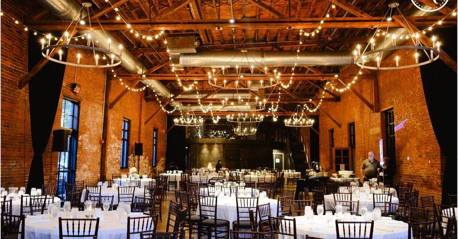 Wedding Venues In Columbus Ohio  High Line Car House in Columbus Ohio