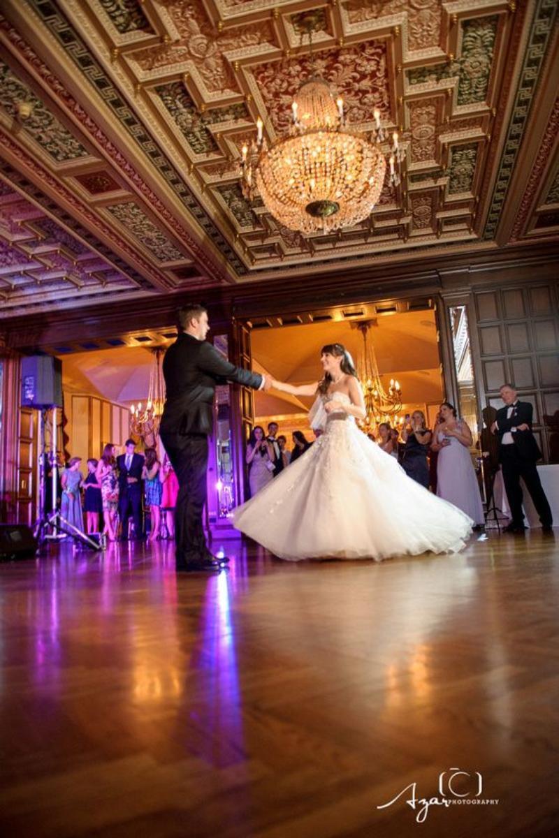 Wedding Venues In Columbus Ohio  The Athletic Club of Columbus Weddings