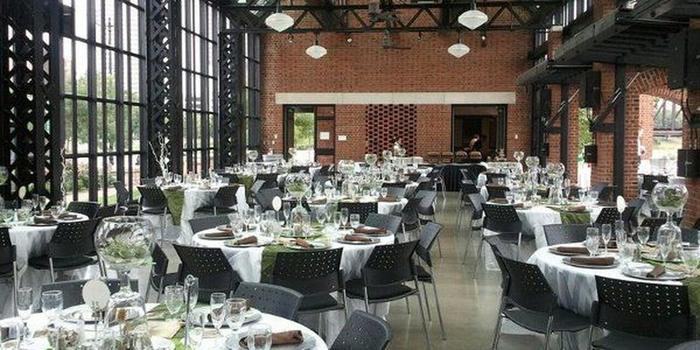 Wedding Venues In Columbus Ohio  North Bank Park Pavilion Weddings