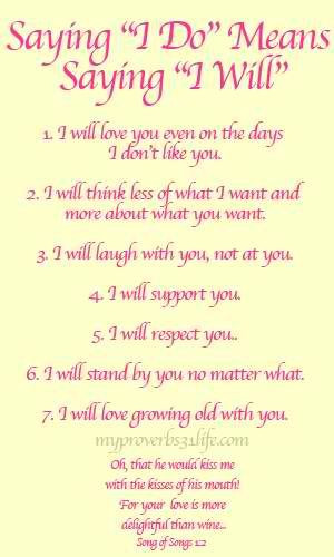 Wedding Vows For Him Funny  Pin on Tristen and Brianna s Wedding
