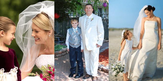 Wedding Vows With Children  Ways to Involve Your Children in Your Vow Renewal I Do Still