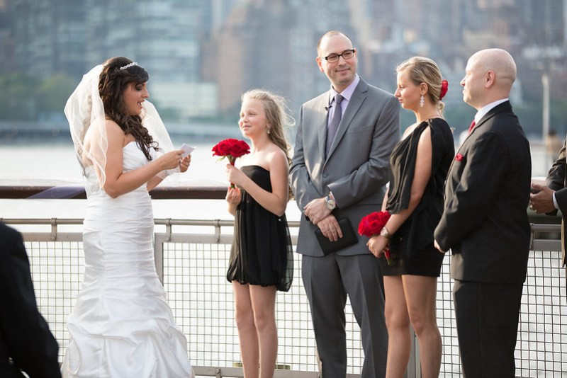 """Wedding Vows With Children  Wedding vows for blended families Kids say """"We do too """""""