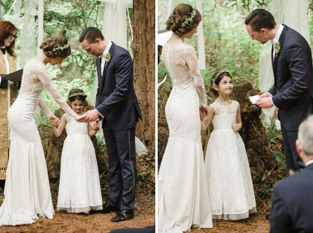 Wedding Vows With Children  13 Ways to Include Your Kids in the Wedding