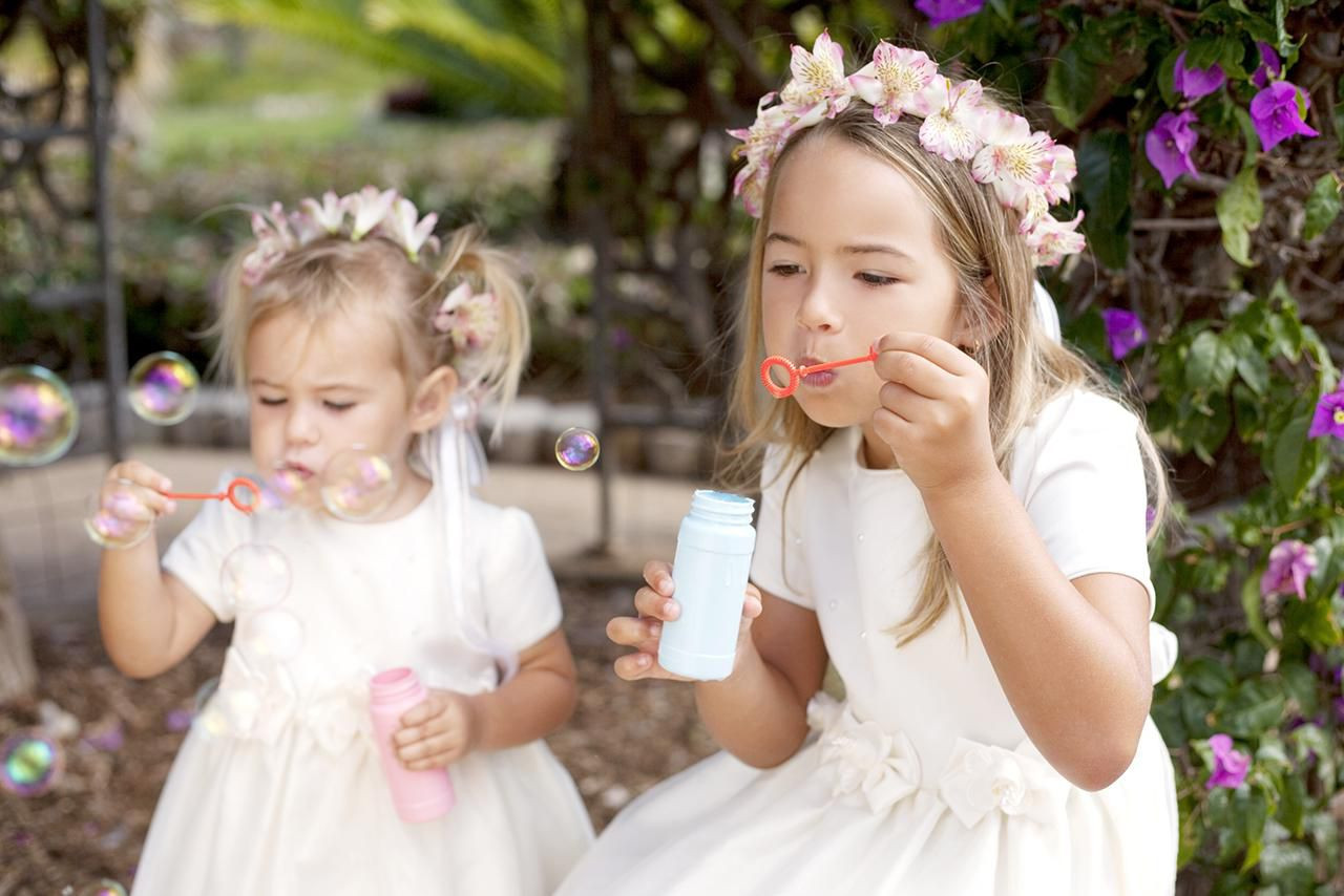 Wedding Vows With Children  A Guide to Including Children in Your Wedding Ceremony