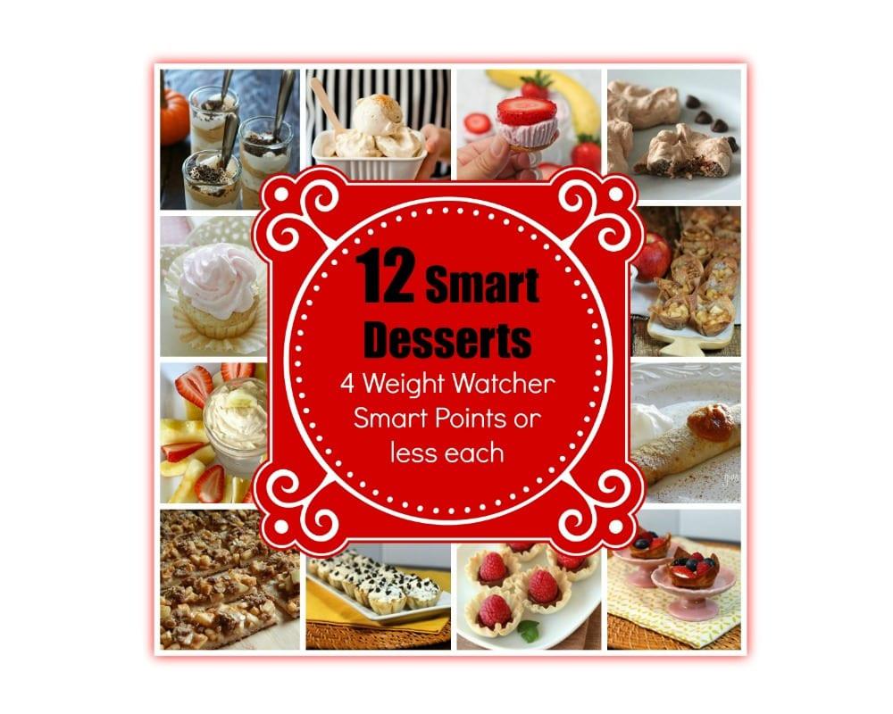Weight Watchers Desserts Smart Points  Smart Desserts with Weight Watcher Smart Points Meal