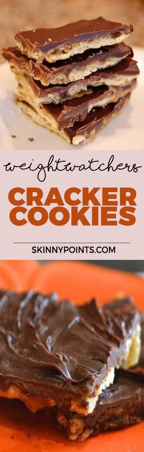 Weight Watchers Desserts Smart Points  Cracker Cookies With ly 2 Weight watchers Smart Points