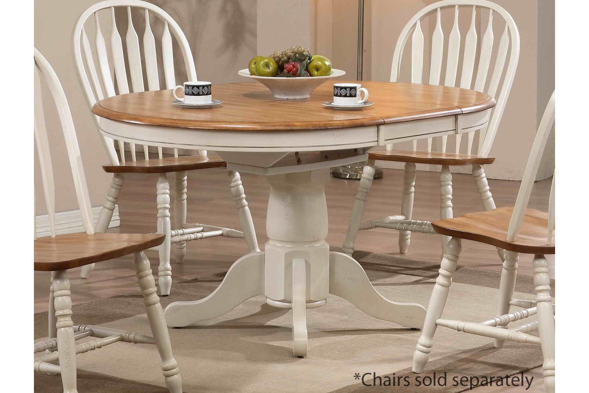 White Kitchen Bench  White Round Kitchen Table and Chairs Design – HomesFeed